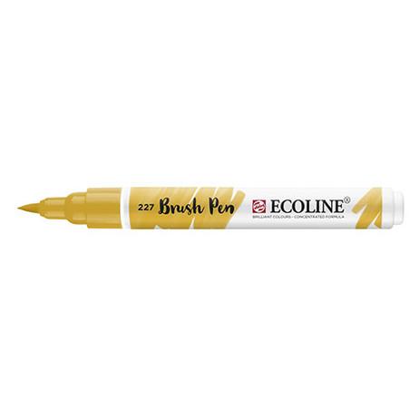 Ecoline Brush Pen 227 Yellow Ochre