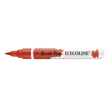 Ecoline Brush Pen 311 Vermilion