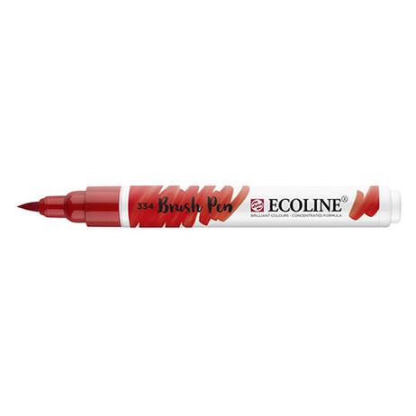 Ecoline Brush Pen 334 Scarlet