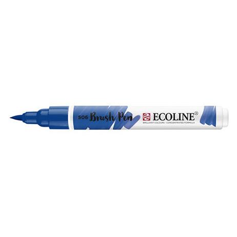 Ecoline Brush Pen 506 Ultramarine Blue Deep