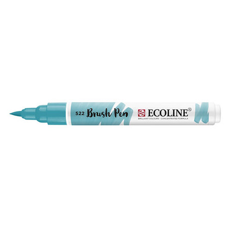 Ecoline Brush Pen 522 Turquoise Blue