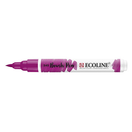 Ecoline Brush Pen 545 Red Violet