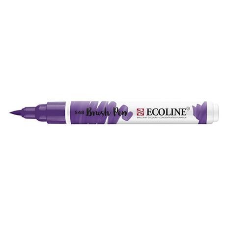 Ecoline Brush Pen 548 Blue Violet