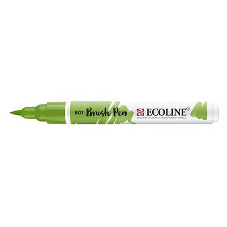 Ecoline Brush Pen 601 Light Green