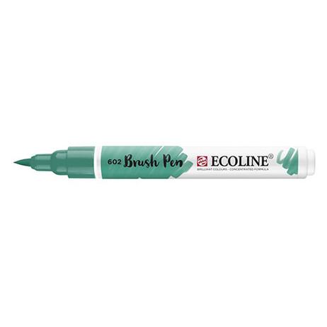 Ecoline Brush Pen 602 Deep Green
