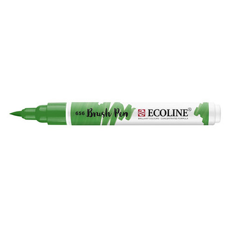 Ecoline Brush Pen 656 Forest Green