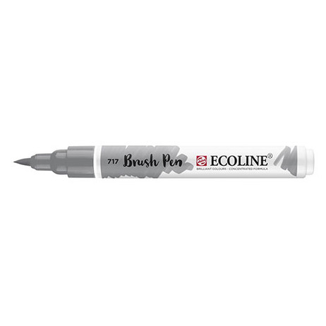 Ecoline Brush Pen 717 Cold Grey