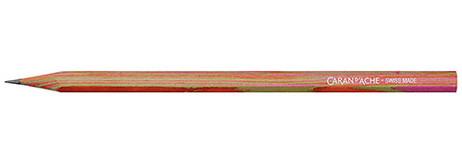 Les Crayons de la Maison Caran d'Ache ed. n°7 - Polychrome Sipo