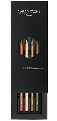 Les Crayons de la Maison Caran d'Ache ed. n°7 | 361.404 - Open