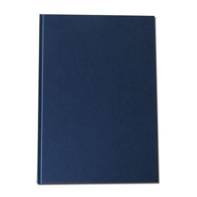 "K&P Hardbound Sketchbook 100gsm 112pgs - A4/8.3"" x 11.7"" - Blue"