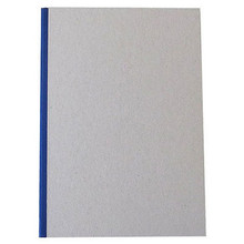 "Pasteboard Cover Sketchbook 100gsm 144pgs - A4/8.3"" x 11.7"" - Blue"