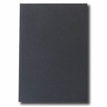 "Softbook 120gsm 64pgs - A4/8.3"" x 11.7"" - Black"