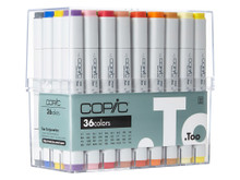 Copic Marker Set 36