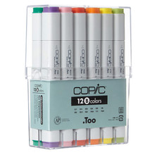 Copic Marker Set 12B
