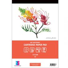 ART SPECTRUM CARTRIDGE PAD A4 110gsm - 50 sheets