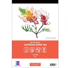 ART SPECTRUM CARTRIDGE PAD A3 110gsm - 50 sheets