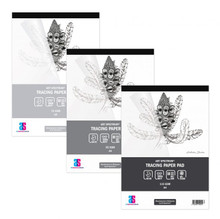 ART SPECTRUM TRACING PAD A3 75gsm - 50 sheets