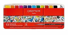 School Line Gouache Cakes 13 Box | 1000.713