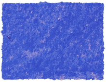AS EXTRA SOFT SQUARE PASTEL ULTRAMARINE BLUE B
