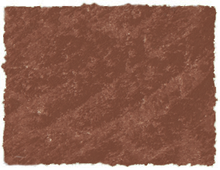 AS EXTRA SOFT SQUARE PASTEL BURNT SIENNA C
