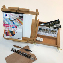 Deluxe Acrylic Painting Set 2