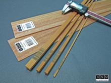 "WOOD SHEET MAHOGANY 1/32 X 3 X 24"" (0.8mm X 7.6cm x 61cm)"