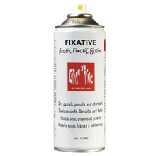 Caran D'Ache Fixative Spray for Pencils, Charcoals and Dry Pastels 400ml   |  913.000