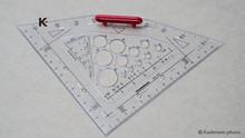 Rumold Techno Combined Set Square