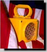 Phantom P36™ Navy Battle Lantern LED Insert, Red