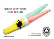 Phantom Saberwand® - Dual Color Red/Green