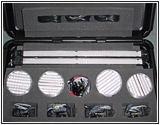 Phantom TOC Lighting - ALOC TENT LIGHTS MOUNT FIRMLY