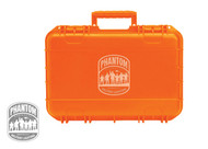 Orange Heavy-Duty Gear Box (Big Lunchbox Size)