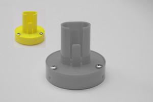 BLACK AND YELLOW WEIGHTED BASE OPTIONS AVAILABLE