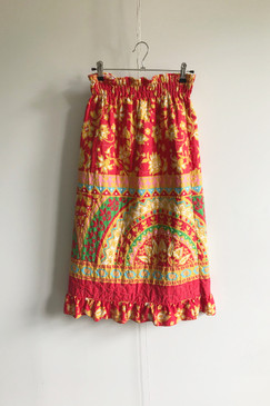 Beautiful Quilted Skirt (S/M)