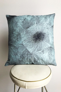 Wild Whorls Cushion (one only)