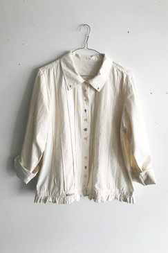 Embroidered Shirt/Jacket (M)