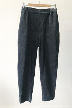 Milly S. Pants (grey corduroy)