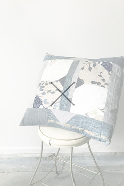 Contemporary Patchwork Cushion 01 (large)