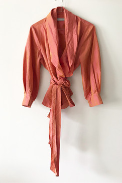 Anthea Crawford Silk Jacket (M)
