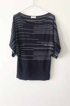 Scanlan Theodore Knit Top (M)