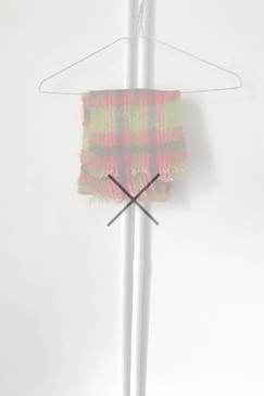 Little Brooks Scarf - Rayon/Mohair/Wool