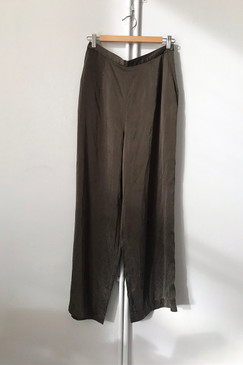 Trent Nathan Silk Trousers (M)