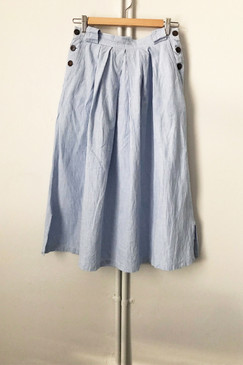 Vintage Country Road Skirt (S)