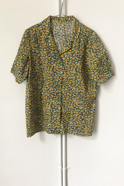 Home-made Liberty Blouse (M/L)