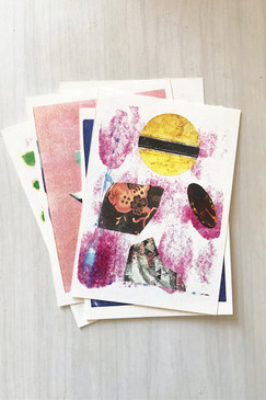 Postcards (Set of 6)