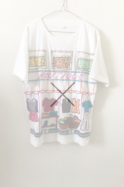 Vintage 'Boutique' T-shirt