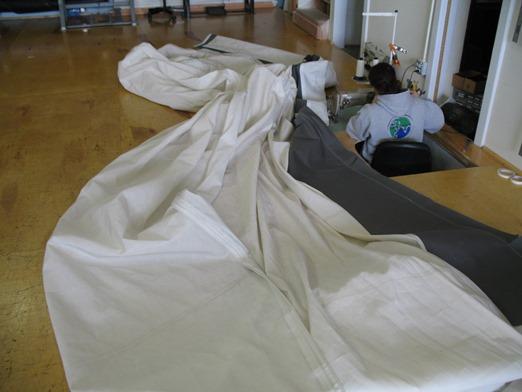 in floor sewing machines