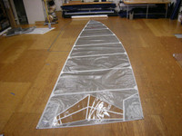 Mainsail to fit Hobie® Miracle 20 - Radial Laminate