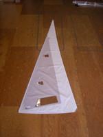 Furling Jib Sail to fit Hobie® 16 - White Dacron
