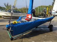 29erXX Sailboat Bottom Cover